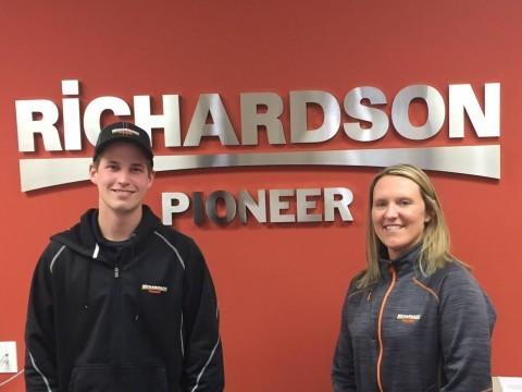 Richardson Pioneer - Coronach